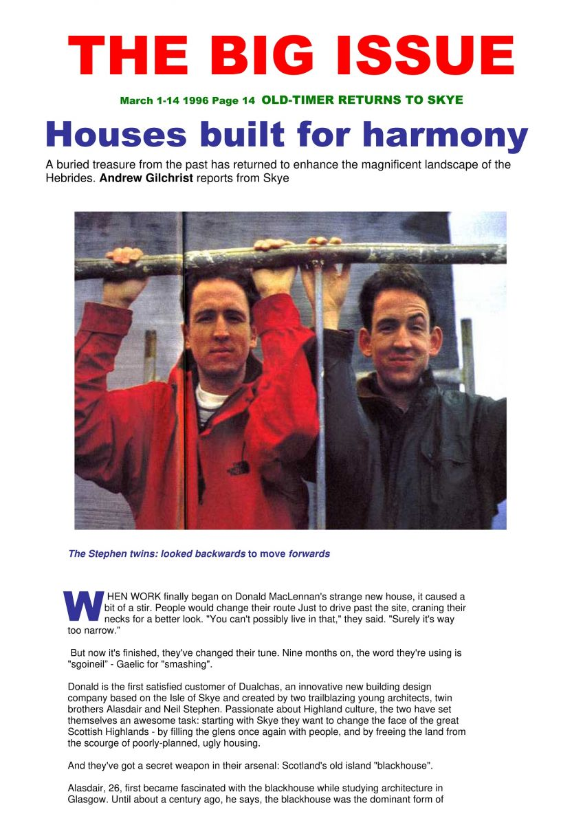 Houses Built For Harmony